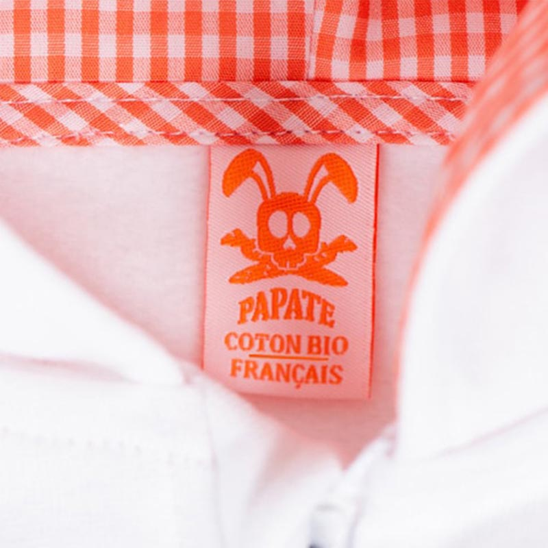 sweat coton bio papate rhoen detail etiquette