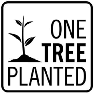 one tree planted pour papate planter arbre colis expedition