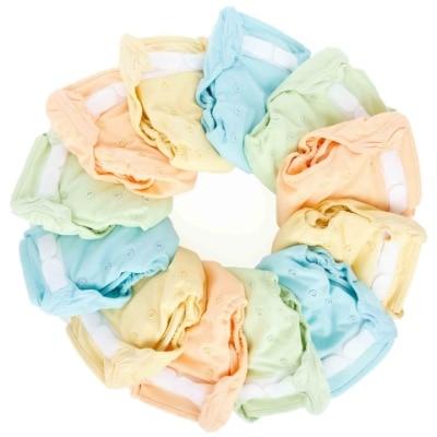 couches lavables en tissu pour papate