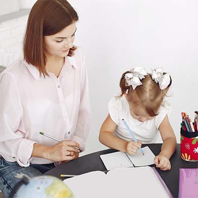 apprentissage parent enfant education bienveillante papate