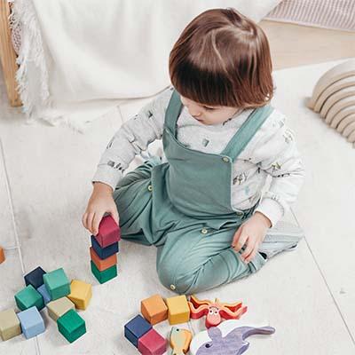 education bienveillante jouer enfant papate