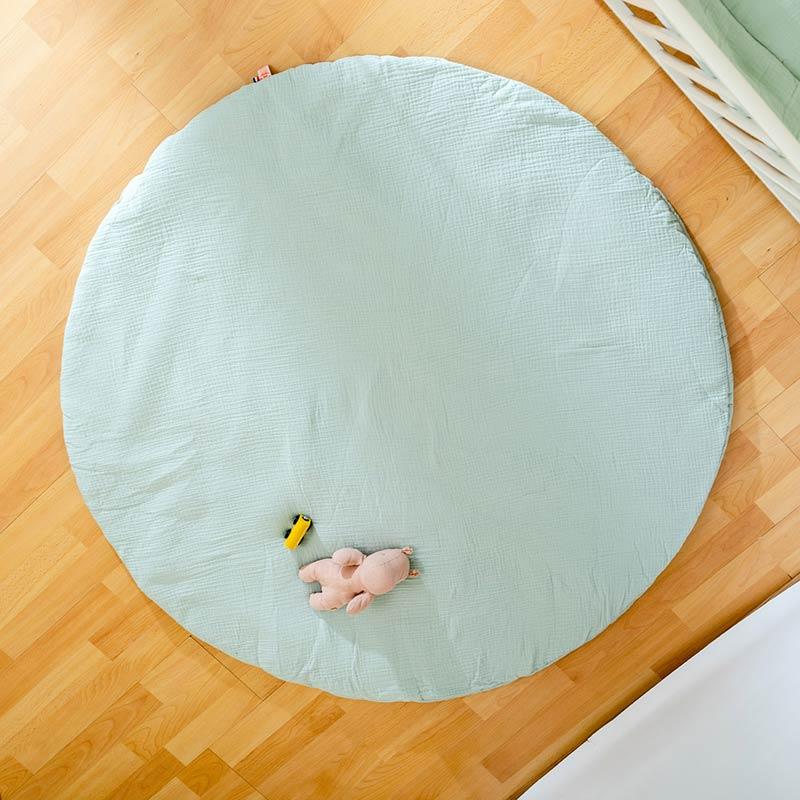 tapis havane eveil bebe jouets coton bio gots made in france