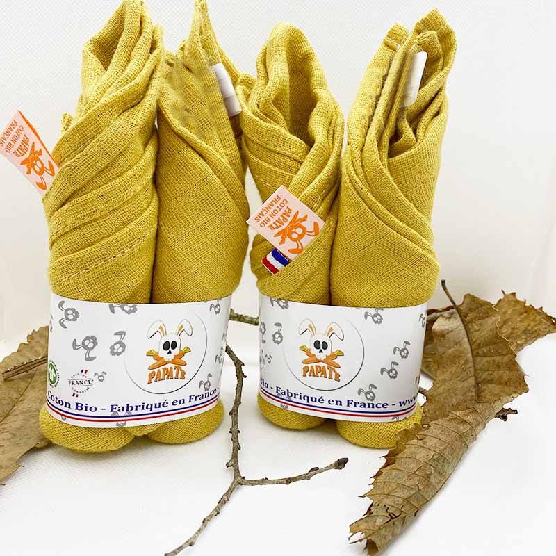 lange automne coton bio baby honey gots
